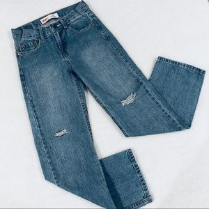 LEVI'S 550 Ultra High Rise Relaxed Fit Jeans 25/27